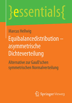 Hellwig, Marcus - Equibalancedistribution – asymmetrische Dichteverteilung, ebook