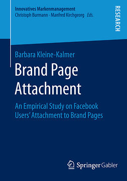 Kleine-Kalmer, Barbara - Brand Page Attachment, e-kirja