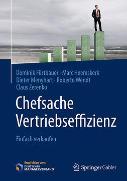 Fürtbauer, Dominik - Chefsache Vertriebseffizienz, ebook