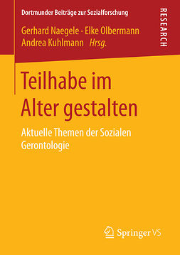 Kuhlmann, Andrea - Teilhabe im Alter gestalten, ebook