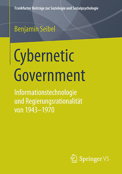 Seibel, Benjamin - Cybernetic Government, ebook