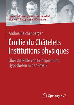 Reichenberger, Andrea - Émilie du Châtelets Institutions physiques, e-bok