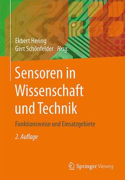 Hering, Ekbert - Sensoren in Wissenschaft und Technik, ebook