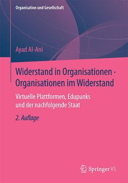 Al-Ani, Ayad - Widerstand in Organisationen • Organisationen im Widerstand, ebook