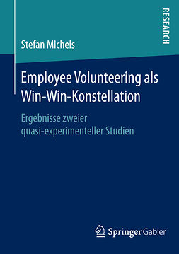 Michels, Stefan - Employee Volunteering als Win-Win-Konstellation, ebook