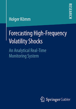 Kömm, Holger - Forecasting High-Frequency Volatility Shocks, ebook