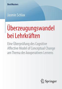Schlax, Jasmin - Überzeugungswandel bei Lehrkräften, ebook