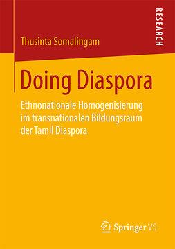 Somalingam, Thusinta - Doing Diaspora, ebook
