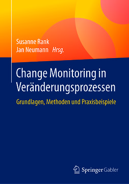 Neumann, Jan - Change Monitoring in Veränderungsprozessen, ebook