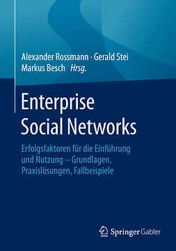 Besch, Markus - Enterprise Social Networks, ebook