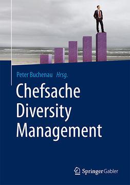 Buchenau, Peter - Chefsache Diversity Management, e-bok