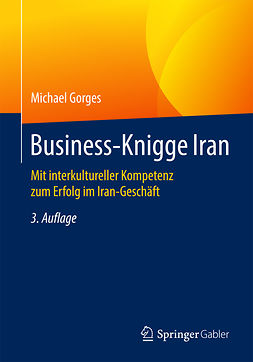 Gorges, Michael - Business-Knigge Iran, ebook