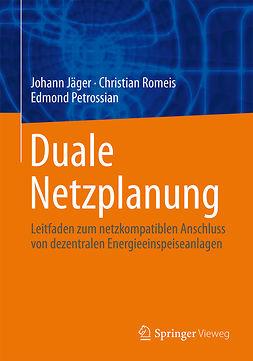 Jäger, Johann - Duale Netzplanung, ebook
