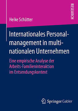 Schütter, Heike - Internationales Personalmanagement in multinationalen Unternehmen, ebook