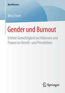 Esser, Vera - Gender und Burnout, ebook