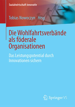 Nowoczyn, Tobias - Die Wohlfahrtsverbande als föderale Organisationen, ebook