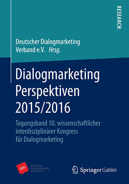 - Dialogmarketing Perspektiven 2015/2016, ebook