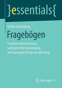 Hollenberg, Stefan - Fragebögen, ebook