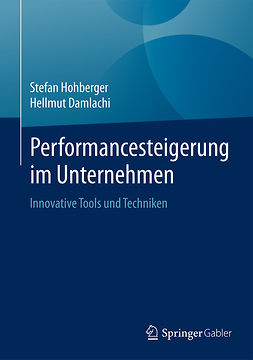 Damlachi, Hellmut - Performancesteigerung im Unternehmen, ebook