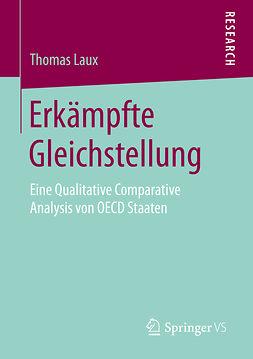 Laux, Thomas - Erkämpfte Gleichstellung, ebook