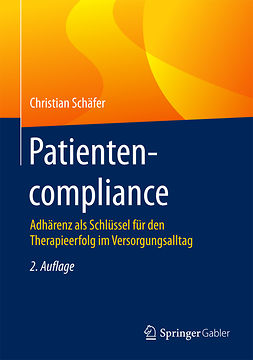 Schäfer, Christian - Patientencompliance, e-bok