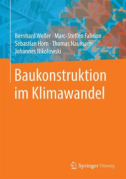 Fahrion, Marc-Steffen - Baukonstruktion im Klimawandel, ebook