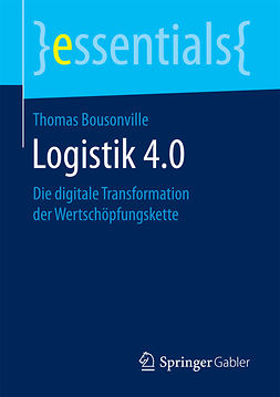 Bousonville, Thomas - Logistik 4.0, ebook
