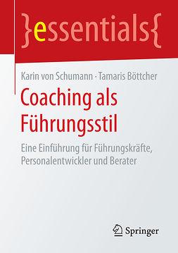 Böttcher, Tamaris - Coaching als Führungsstil, ebook