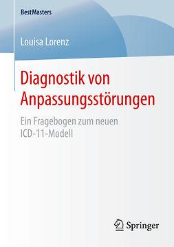 Lorenz, Louisa - Diagnostik von Anpassungsstörungen, ebook