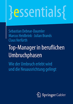 Brands, Julian - Top-Manager in beruflichen Umbruchphasen, ebook