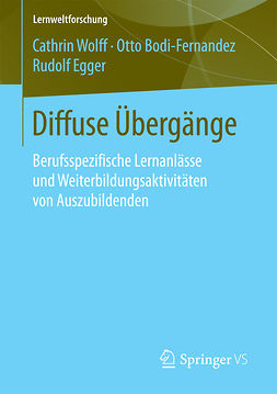 Bodi-Fernandez, Otto - Diffuse Übergänge, ebook