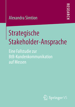Simtion, Alexandra - Strategische Stakeholder-Ansprache, ebook