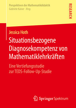 Hoth, Jessica - Situationsbezogene Diagnosekompetenz von Mathematiklehrkräften, ebook