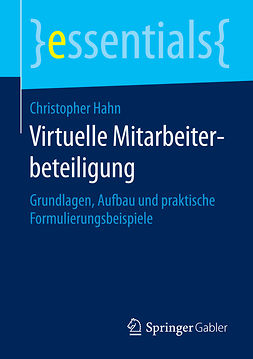 Hahn, Christopher - Virtuelle Mitarbeiterbeteiligung, ebook