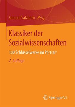 Salzborn, Samuel - Klassiker der Sozialwissenschaften, ebook