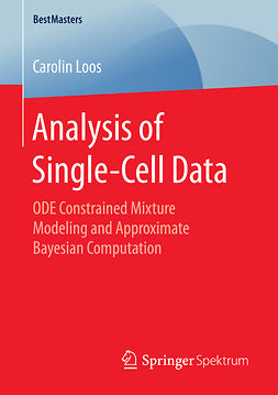 Loos, Carolin - Analysis of Single-Cell Data, ebook