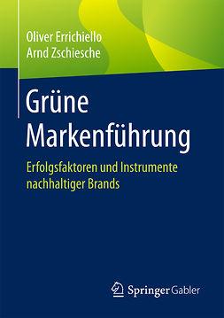 Errichiello, Oliver - Grüne Markenführung, e-kirja