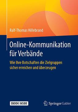 Hillebrand, Ralf-Thomas - Online-Kommunikation für Verbände, ebook