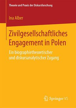 Alber, Ina - Zivilgesellschaftliches Engagement in Polen, ebook
