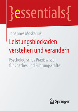 Moskaliuk, Johannes - Leistungsblockaden verstehen und verändern, ebook
