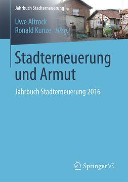 Altrock, Uwe - Stadterneuerung und Armut, ebook