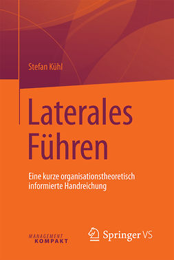 Kühl, Stefan - Laterales Führen, ebook