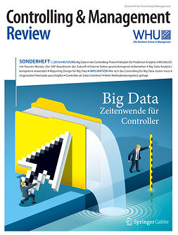 Schäffer, Utz - Controlling & Management Review Sonderheft 1-2016, e-bok