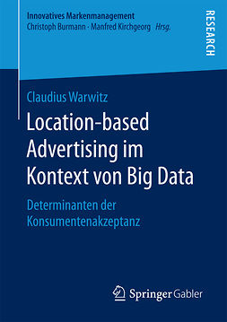 Warwitz, Claudius - Location-based Advertising im Kontext von Big Data, e-bok