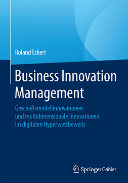 Eckert, Roland - Business Innovation Management, ebook