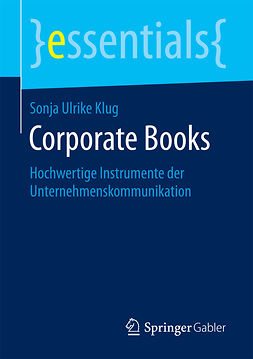 Klug, Sonja Ulrike - Corporate Books, ebook
