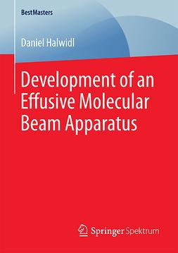 Halwidl, Daniel - Development of an Effusive Molecular Beam Apparatus, ebook