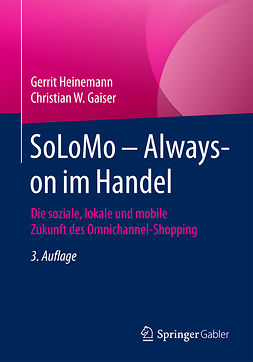Gaiser, Christian W. - SoLoMo – Always-on im Handel, ebook