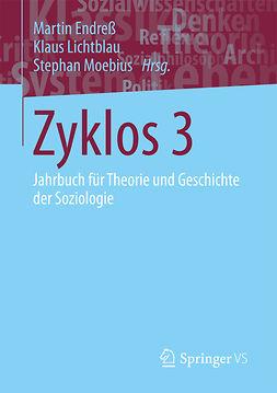 Endreß, Martin - Zyklos 3, ebook