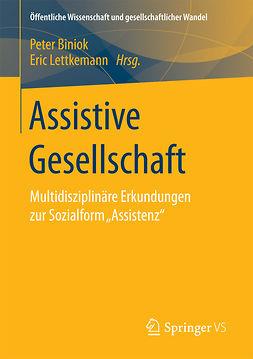 Biniok, Peter - Assistive Gesellschaft, ebook